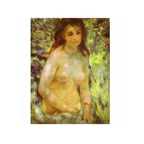 D-Toys 1000 db-os puzzle - Renoir: Naked in the Sun 70326