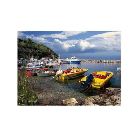 D-Toys 1000 db-os puzzle - Discovering Europe: Corfu, Greece - 70364