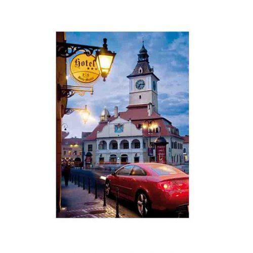D-Toys 500 db-os puzzle -  Romania: Brasov / Kronstadt - 70661