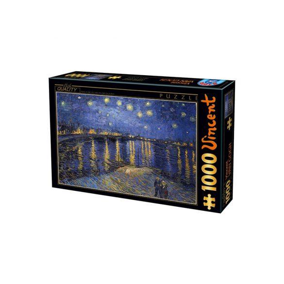 D-Toys 1000 db-os puzzle - Vincent van Gogh, 1889 - 74928