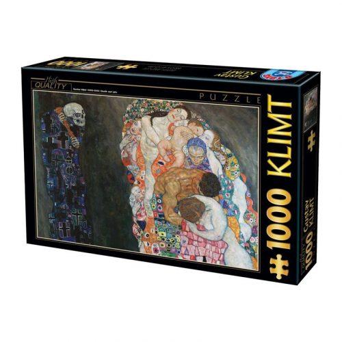 D-Toys 1000 db-os puzzle - Gustav Klimt, 1916 - 74935