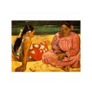 D-Toys 1000 db-os puzzle - Gauguin: Tahitian Women on the Beach - 76465