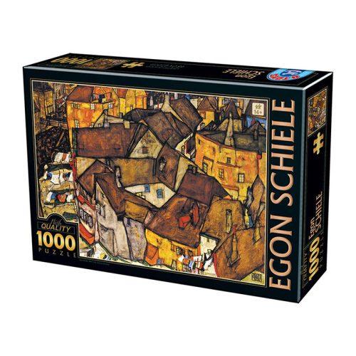 D-Toys 1000 db-os puzzle - Egon Schiele 76830