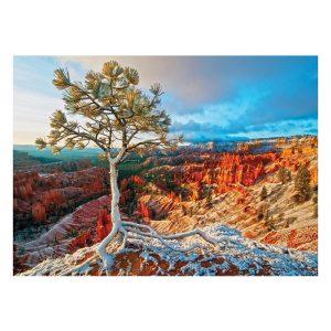 Eurographics 1000 db-os Puzzle - Winter Sunrise - 6000-0692