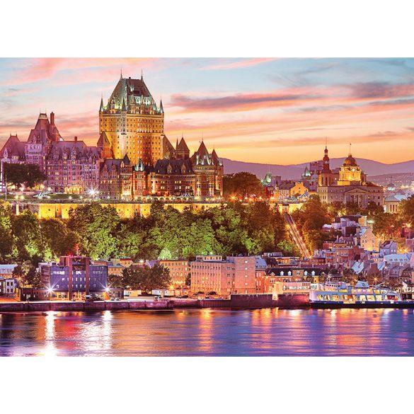 Eurographics 1000 db-os puzzle - Le Vieux-Québec - 6000-0763