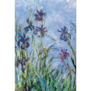Eurographics 1000 db-os Puzzle - Claude Monet: Irises (Detail) - 6000-2034