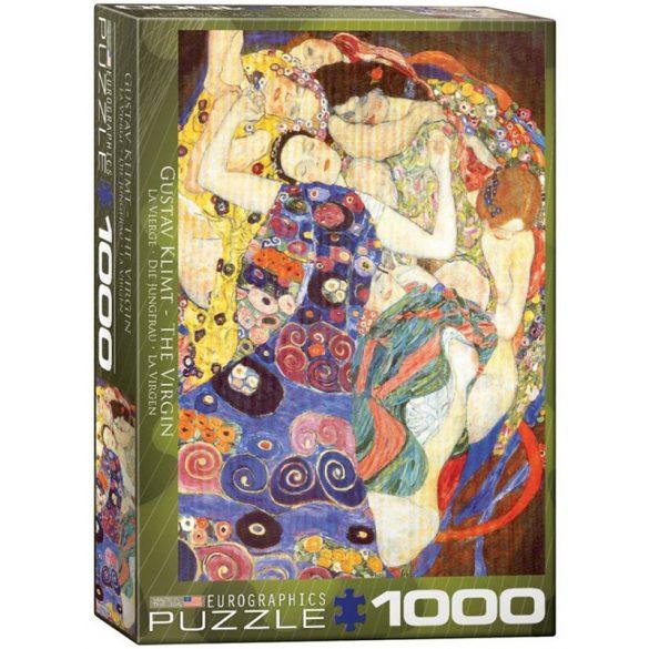 EuroGraphics 1000 db-os Puzzle - Gustav Klimt - The Virgin - 6000-3693