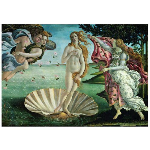 Eurographics 1000 db-os puzzle - Birth of Venus - 6000-5001