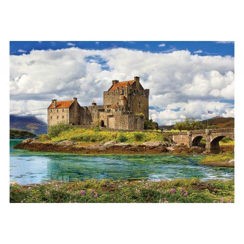 EuroGraphics 1000 db-os Puzzle - Eilean Donan Castle Scotland - 6000-5375