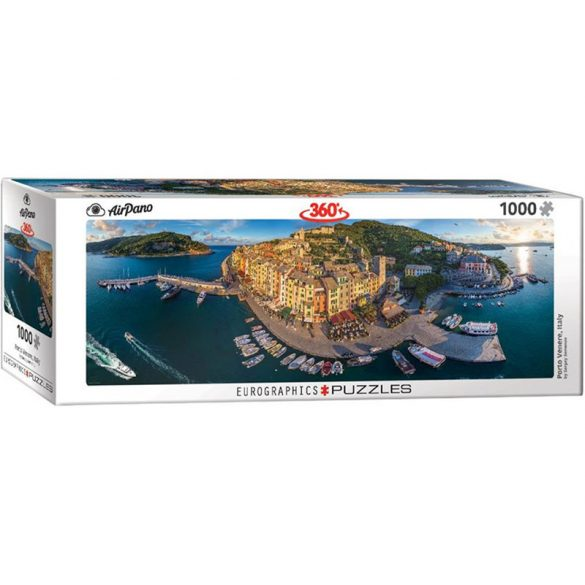 Eurographics 1000 db-os Puzzle - Porto Venere - 6010-5302