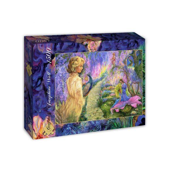 Grafika 1500 db-os puzzle - Josephine Wall: Wisteria Way 00106T
