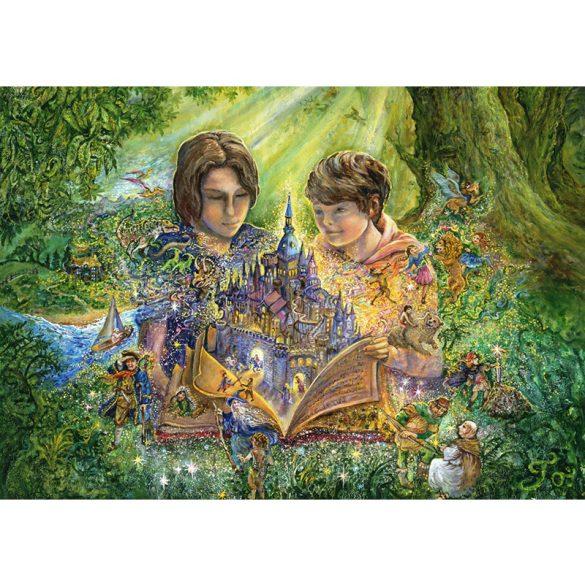 Grafika 2000 db-os puzzle - Josephine Wall: Magical Storybook 00284T