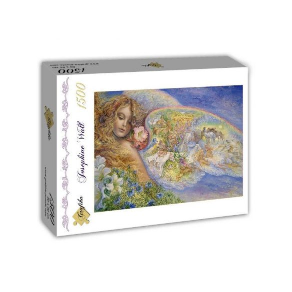 Grafika 1500 db-os puzzle - Josephine Wall: Wings of Love 00292T