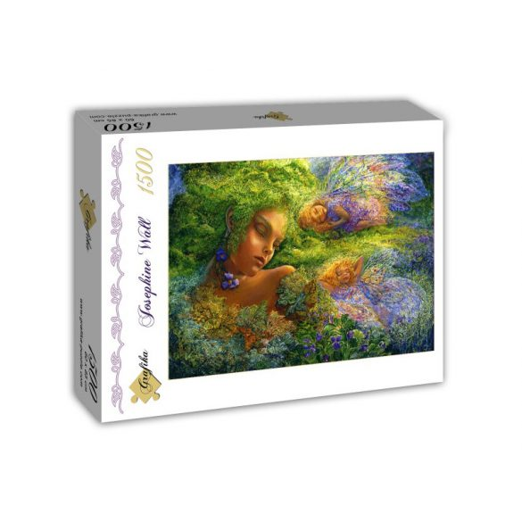Grafika 1500 db-os puzzle - Josephine Wall: Moss Maiden 00294T