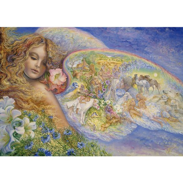 Grafika 2000 db-os puzzle - Josephine Wall: Wings of Love 00334T