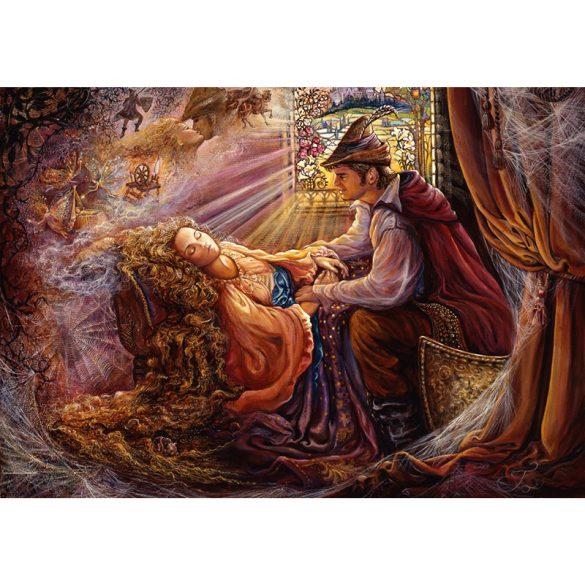 Grafika 1500 db-os puzzle - Josephine Wall: Sleeping Beauty 00385T