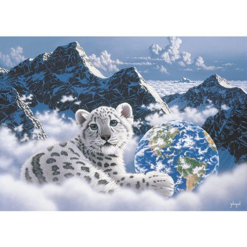 Grafika 2000 db-os puzzle - Schim Schimmel: Bed of Clouds 00387T