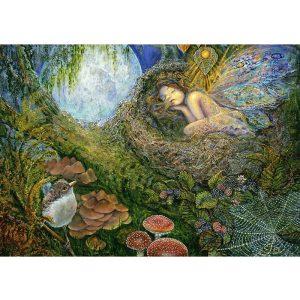 Grafika 2000 db-os puzzle - Josephine Wall: Fairy Nest 00533T