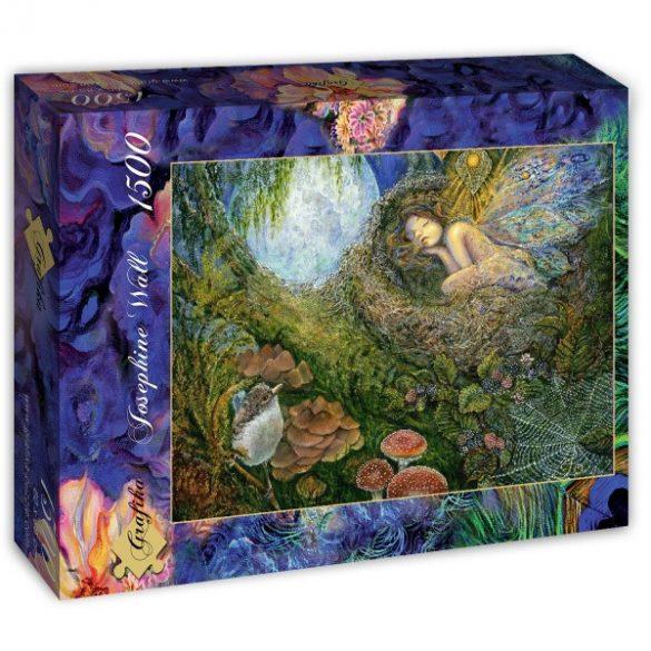 Grafika 1500 db-os puzzle - Josephine Wall: Fairy Nest 00534T