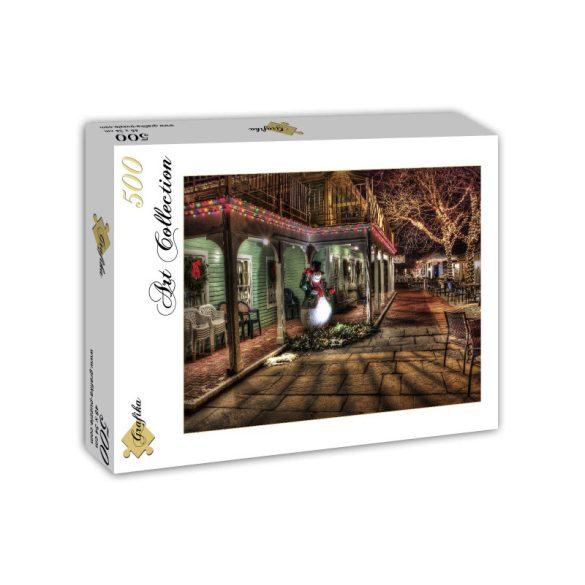 Grafika 500 db-os puzzle - Snowman 00664T