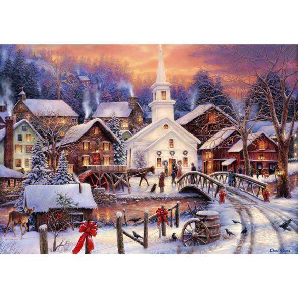 Grafika 1500 db-os puzzle - Chuck Pinson: Hope Runs Deep 00694T