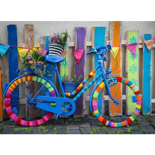 Grafika 300 db-os puzzle - My Beautiful Colorful Bike 01983