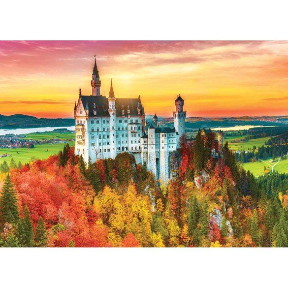 Master Pieces 1000 db-os puzzle - Autumn Castle 71953