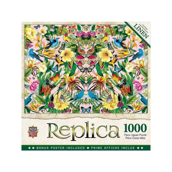 Master Pieces 1000 db-os puzzle - Bluebirds 72006
