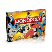 Monopoly DC Comics - angol nyelvű