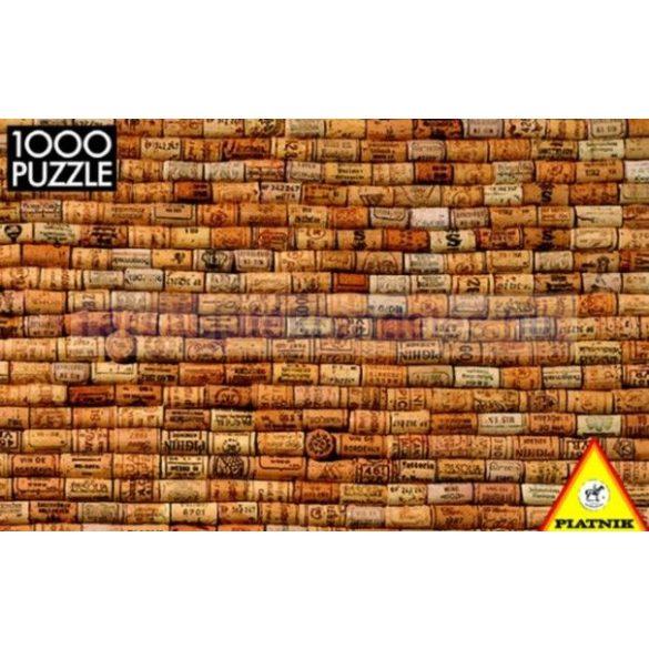 Puzzle 1000 db-os Dugók - Piatnik