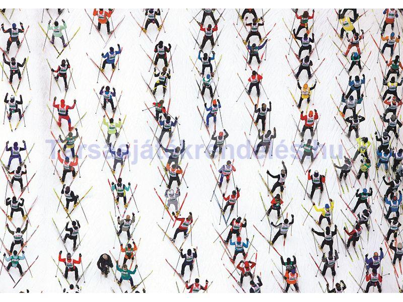 Puzzle 1000 db-os - Vasa-futás - Piatnik