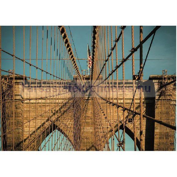Puzzle 1000 db-os - Brooklyn híd - Piatnik