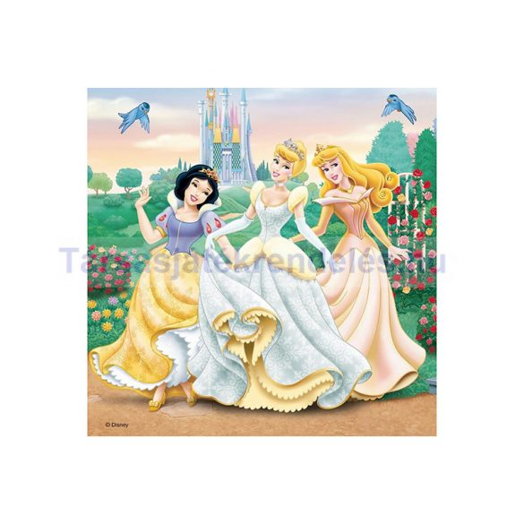 Ravensburger 3 x 49 db-os puzzle - Hercegnők álma 09411
