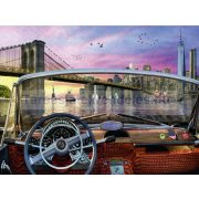 Ravensburger 1000 db-os puzzle - Brooklyn Bridge 15267
