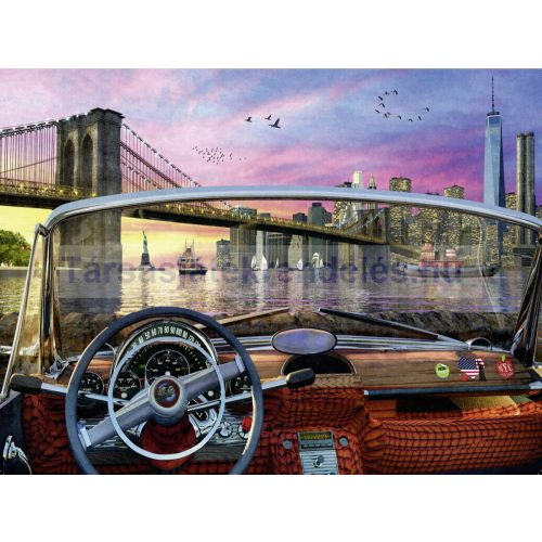 Ravensburger 1000 db-os puzzle - Brooklyn Bridge 15267