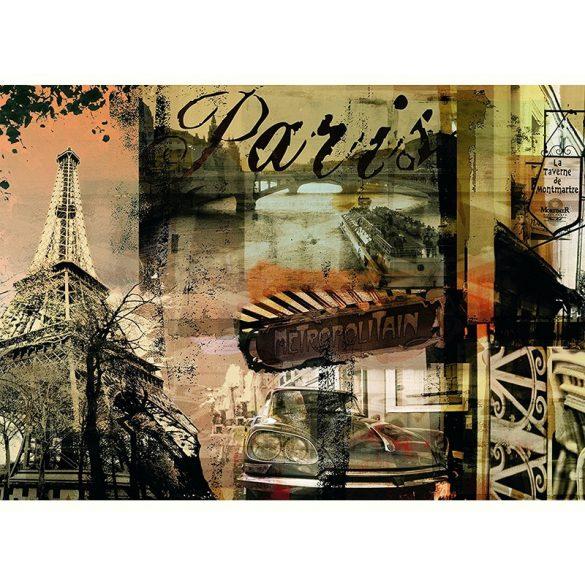 Ravensburger 1000 db-os puzzle - Nosztalgikus Párizs 15729