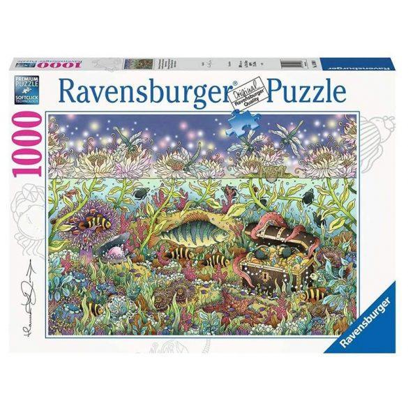 Ravensburger 1000 db-os puzzle - Vízalatti királyság 15988