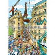 Ravensburger 1000 db-os puzzle - Párizs 19503