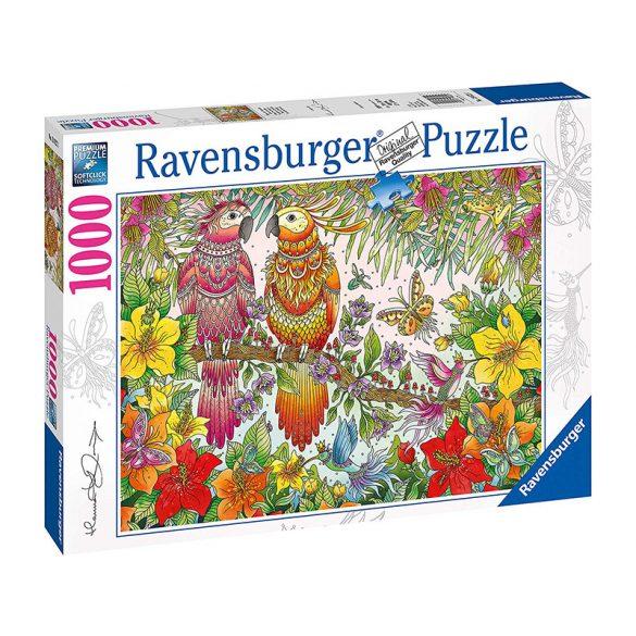 Ravensburger 1000 db-os puzzle - Trópusi hangulat 19822