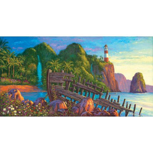 Sunsout 500 db-os puzzle - Wil Cormier - Paradise Cove 20131