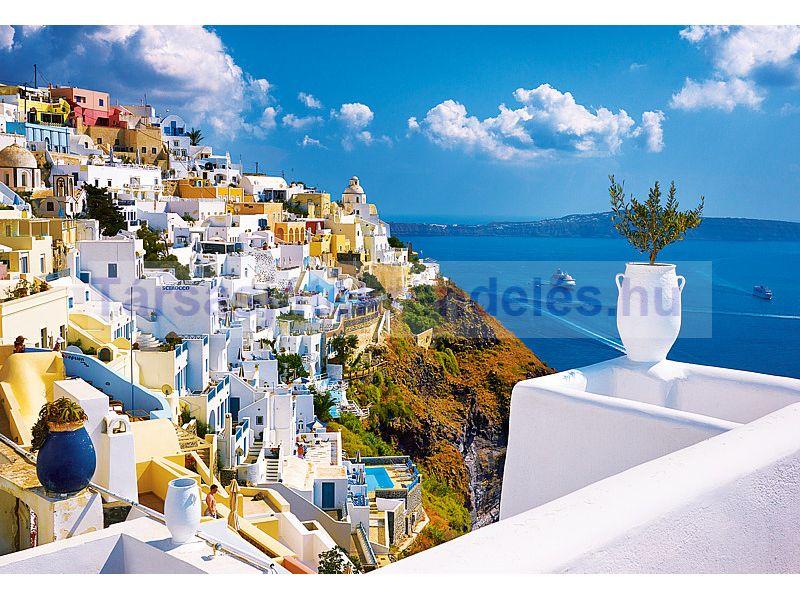 Trefl Santorini, Görögország 1500 db-os puzzle (26119)