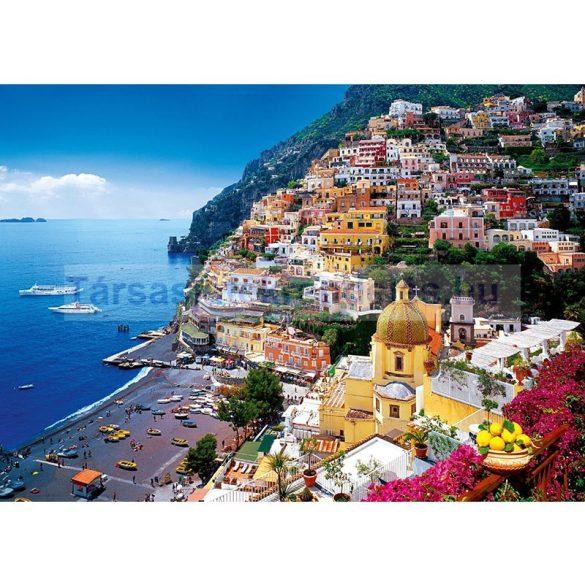 Trefl Positano, Amalfi tengerpart, Olaszország 500 db-os puzzle (37145)
