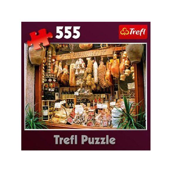 Trefl Olasz konyha - 555 db-os puzzle 37181