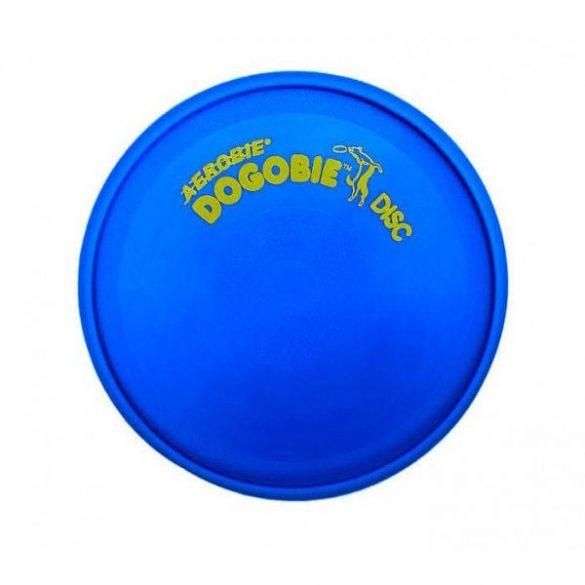 Aerobie Dogobie kutya frizbi - neon kék