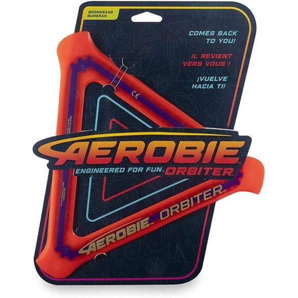 Aerobie Orbiter bumeráng - piros