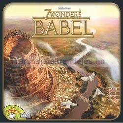 7 Wonders Bábel társasjáték kiegészítő