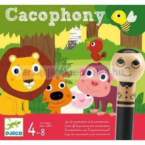 Cacophony társasjáték - Djeco