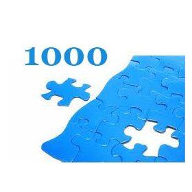 1000 darabos