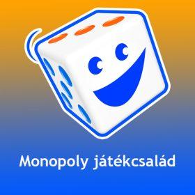 MONOPOLY játékcsalád