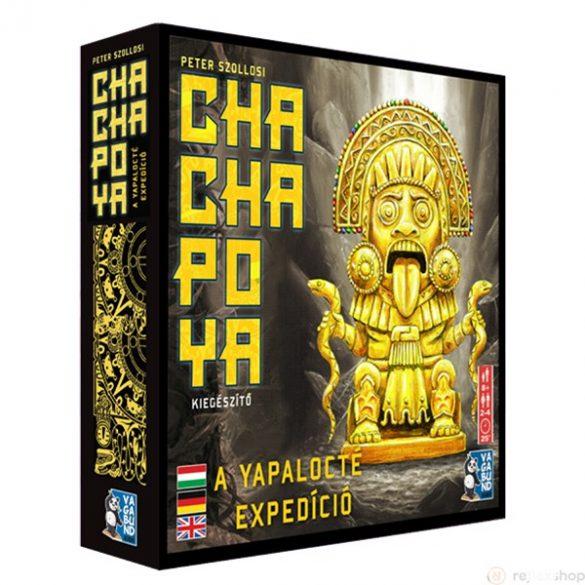 ChaChaPoya: A Yapalocté expedíció kiegészítő